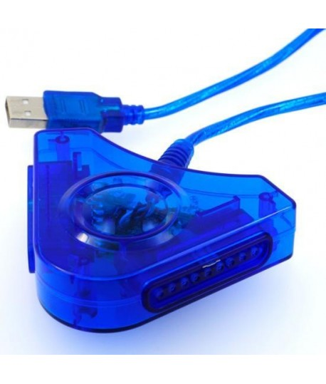 Adaptateur Manette PS2 To USB