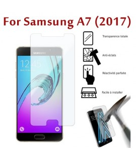 Samsung Galaxy A7 (2017) - Protection GLASS