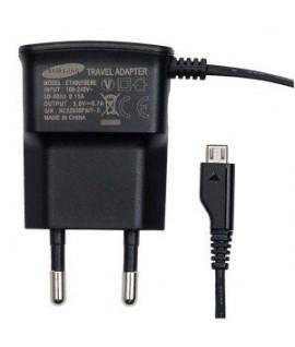 Chargeur Secteur micro USB Noir