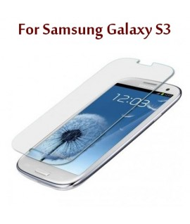 Samsung Galaxy S3 - Protection GLASS
