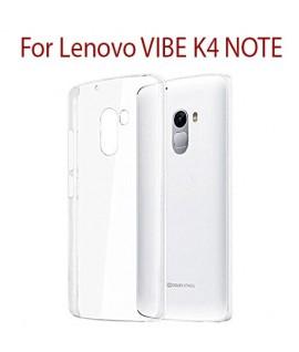 Lenovo VIBE K4 NOTE - Etui en Silicone Transparent