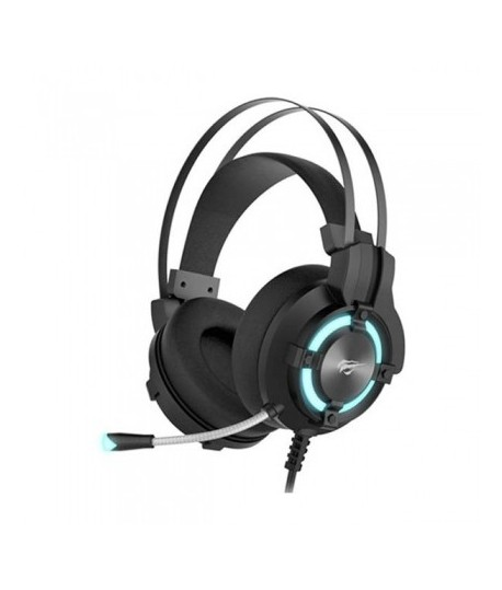 Casque Micro Gaming HAVIT HV-H2212D + LED