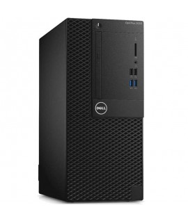 Pc de bureau Dell Optiplex 3050MT / i3 7è Gén / 4 Go