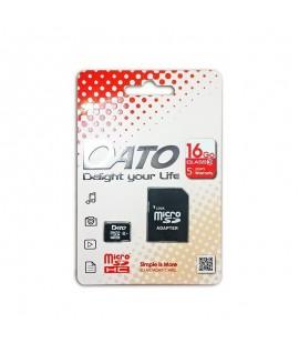Carte Mémoire Micro SD DatoTek 16 Go - Class 10