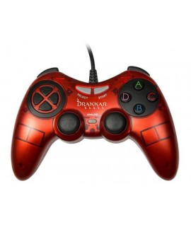Manette Filaire Gaming KONIX Drakkar Blood Axe
