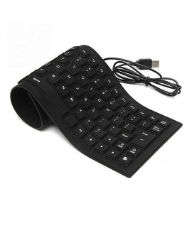 Clavier USB Flexible