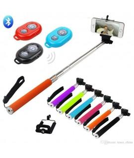 Perche Selfie Monopod Z07-1 avec Télécommande Bluetooth