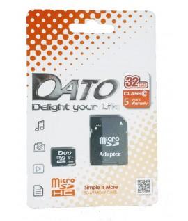 Carte Mémoire Micro SD DatoTek 32 Go - Class 10