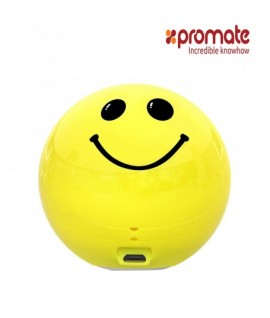 Mini Haut-parleur Bluetooth PROMATE SMILOJI Cool Emoji