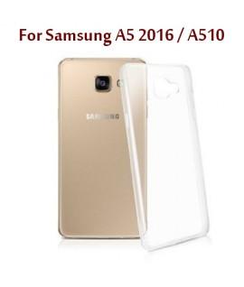 Samsung A5 2016 / A510 - Etui en Silicone Transparent