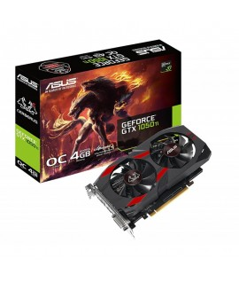 Carte graphique ASUS Cerberus GeForce GTX 1050 Ti O4G
