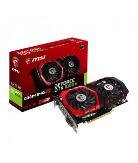 Carte Graphique MSI GeForce GTX 1050 Ti GAMING X 4G