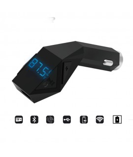 Transmetteur FM Bluetooth CAR N8