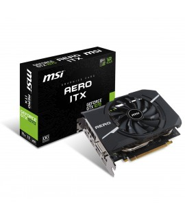 Carte Graphique MSI GeForce GTX 1070 AERO ITX 8G