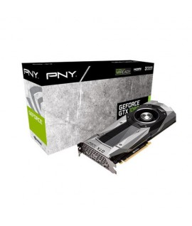 Carte graphique PNY GeForce GTX 1080 AERO Ti 11G