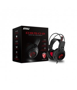 Casque Micro Gaming MSI DS502