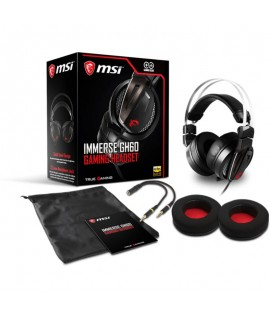 Casque Micro Gaming MSI IMMERSE GH60