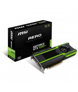 Carte Graphique MSI GeForce GTX 1080 Ti AERO 11 Go OC
