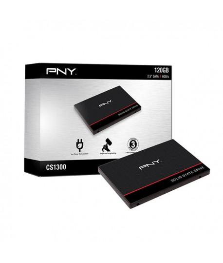 "Disque Dur Interne PNY 120GB SATA III 2.5"""