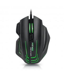 Souris Gaming USB SOG XPERT-M500