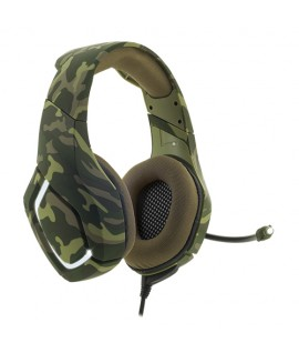 Casque Micro Gaming SOG ELITE-H50 ARMY