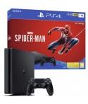 Playstation 4 Slim 1To + SPIDERMAN