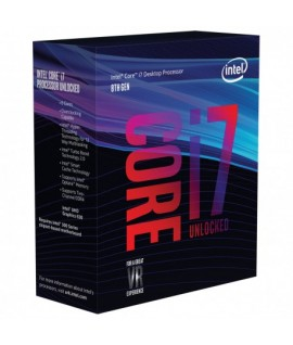 Processeur Intel Core i7-8700K 3.6GHz