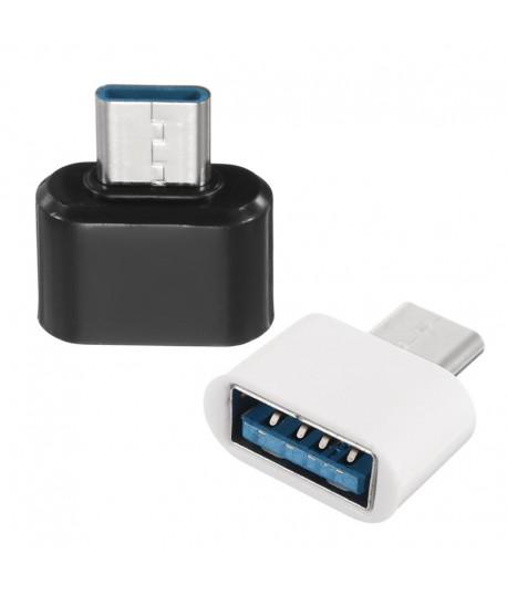 Mini Adaptateur OTG - Type C vers USB Femelle