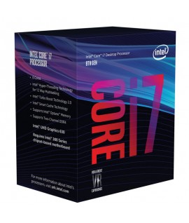 Processeur Intel Core i7-8700