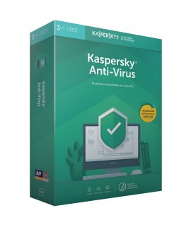 Antivirus KASPERSKY Internet Security 2019 - 1 an / 3 Pc