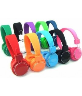 Casque MP3 Micro SD CESAR
