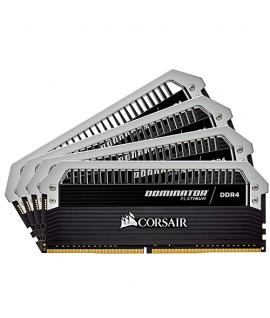 Mémoire PC CORSAIR 64G CMD64GX4M4A2666C15 4x16G 2666MHZ