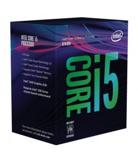 Processeur Intel Core i5-8400 2.8GHZ