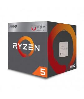 Processeur AMD RYZEN 5 2400G 3.9GHZ