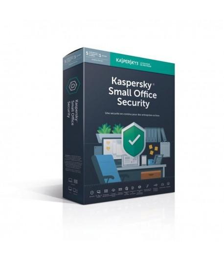 Antivirus KASPERSKY Internet Security 2019 - 1 an / 5 Pc / 1 Serveur