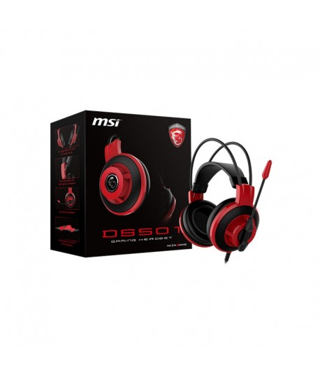 Casque Micro Gaming MSI DS501