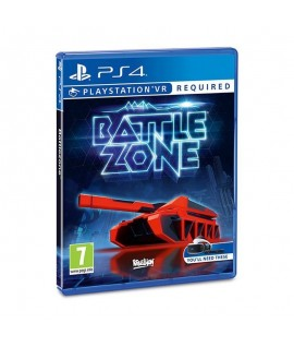 BATTLE ZONE - Jeu PS4 VR