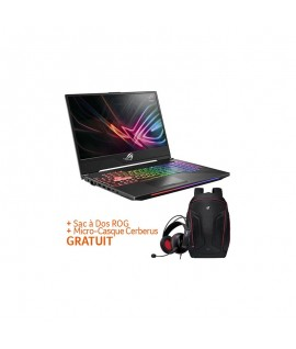 Pc Portable ASUS ROG STRIX i7 8é Gén 16Go 1To + 128Go SSD 6Go Dédiée GL504GM-ES218