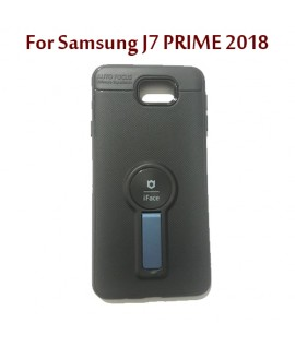 Samsung J7 PRIME 2018 - Etui en Silicone iFace AUTO FOCUS