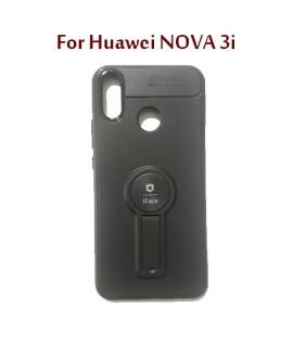 Huawei NOVA 3i - Etui en Silicone iFace AUTO FOCUS