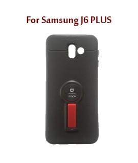 Samsung J6 PLUS - Etui en Silicone iFace AUTO FOCUS