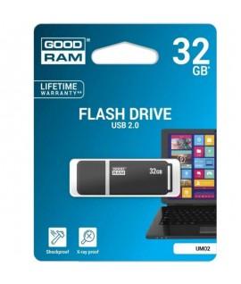 Clé USB GOODRAM UMO2 Graphite 32Go USB 2.0