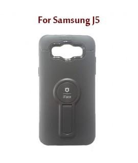 Samsung J5- Etui en Silicone iFace AUTO FOCUS
