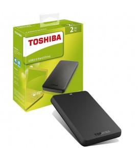 "Disque Dur Externe TOSHIBA Canvio Basics 2.5"" 2 To USB 3.0"