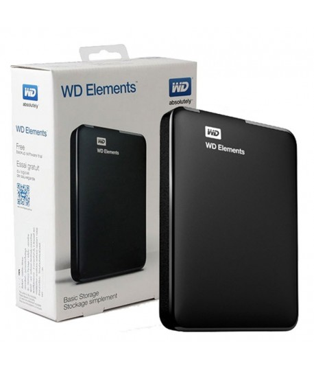 """Disque Dur Externe WESTERN DIGITAL WD 1To USB 3.0 2.5"""""""
