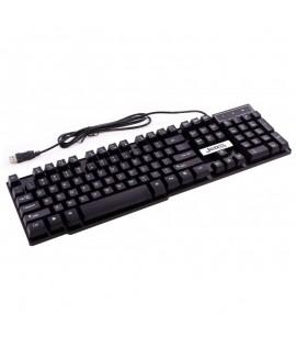 Clavier USB Gaming JEDEL K100