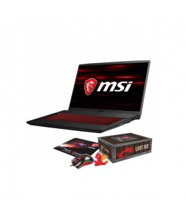 Pc Portable MSI THIN i7 8é Gén 8Go 1To 4Go Dédiée GF758RC-075XFR