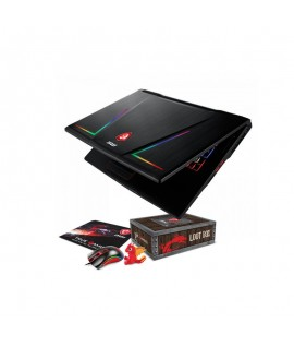 Pc Portable MSI i7 8é Gén 8Go 1To 256Go SSD 6Go Dédiée GE73 8RE-032XFR