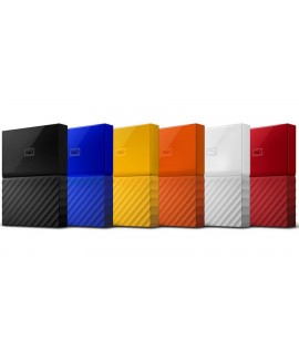 Disque Dur Externe WESTERN DIGITAL Passport 2 To 2.5""