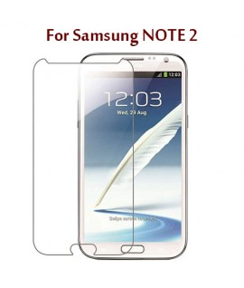 Samsung NOTE 2 - Protection GLASS